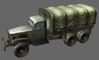 3d model gmc