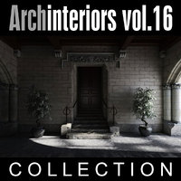 3d model archinteriors vol 16