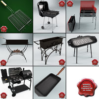 Barbecue Collection V4