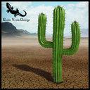 Saguaro Cactus 3D models