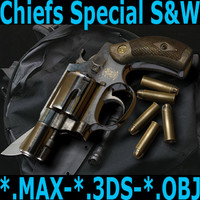 Chiefs Special S & W /hi detail/
