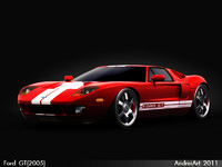 Ford GT(2005)