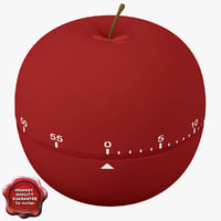 Kitchen Timer Apple