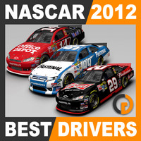 Nascar 2012 Pack - 2011 Best Drivers
