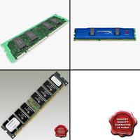3d model pc memory