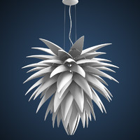 Possini Design Chandelier Icicle Leaf Chandelier