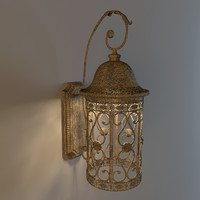 3ds max sconce savoy house hispania