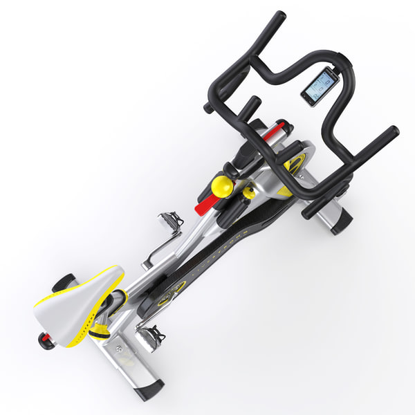 professional exercise bike matrix 3d model - Matrix LIVESTRONG S Series... by iljujjkin