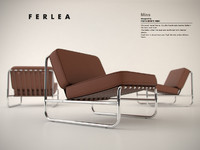 ferlea miss 3d model