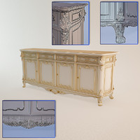 Dresser ANGELO CAPPELLINI Canaletto