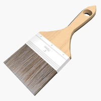 3ds brush wood metal