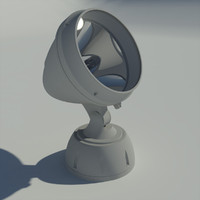 3d adjustable light model