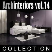3d model archinteriors vol 14