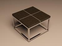 3d dxf eichholtz table magnum