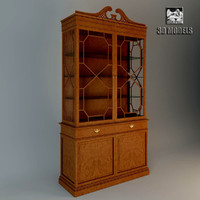 francesco molon sideboard 3d model