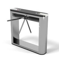 3d perco turnstile model