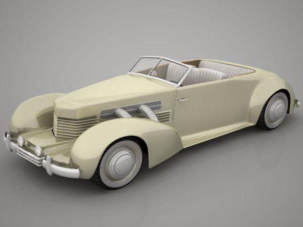 1947 Cord Phaeton