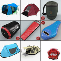 maya tents sleeping bags