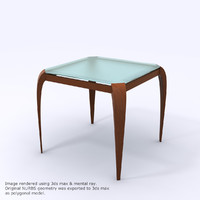 square table 3dm free