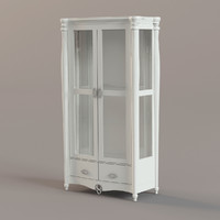 3ds max sideboard dekorosso mobili