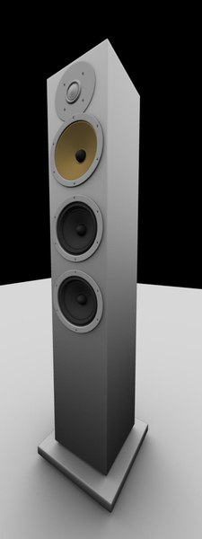 3d model there is - BOWERS & WILKINS CM8 SPEAKERS... by atul dhanuka