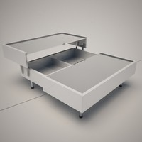 cattelan italia sherpa coffee table 3ds
