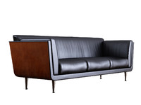 herman miller goetz sofa 3d fbx