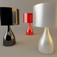 3ds max vibia jazz table lamp