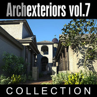 3ds max archexteriors vol 7
