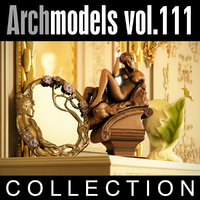 archmodels vol 111 3d max
