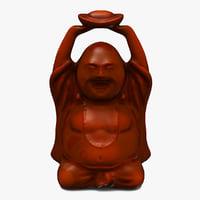 Buddha Statuette v2