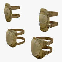 Military Knee Elbow Pads Collection