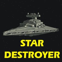 3d star destroyer