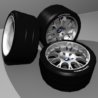 3d rondell style 58 wheels model