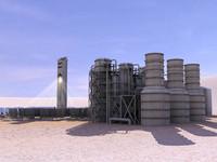 solar power plant max