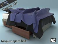 bed materials max