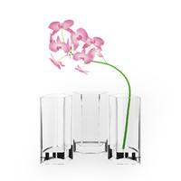 flower vase 3d obj