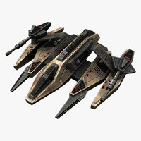 Military_Space_Fighter_4