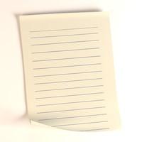 paper obj