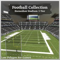 dxf football horseshoe stadium 3