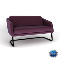 sofa couch chair 3d max