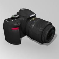 max nikon d3100 camera