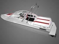 Navara Motorboat