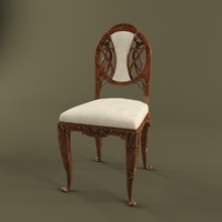 3d chair medea liberty