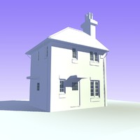 British 2 Storey Detached House Unit 7