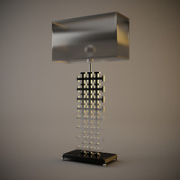 3ds max eichholtz crossword lamp