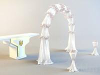 maya wedding arc