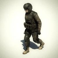 ma marine para pilot