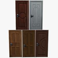 max modern wooden doors