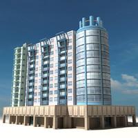 Beach Building 02